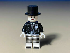 LEGO DC SUPER HEROES THE JOKER MINIFIGURE NEW FROM SET 76161 ~ NO CLOTH PIECE