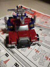 Transformers Armada - Optimus Prime - WITH MINICON - SUPER-CON EDITION