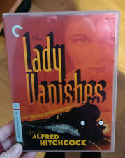 THE LADY VANISHES (HITCHCOCK) DVD Criterion Collection inc all extras