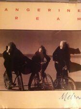 MINT! Tangerine Dream Melrose 1990 CD- Rare OOP CD! Progressive/Art Rock Album