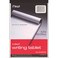 Mead Top-bound Writing Tablet