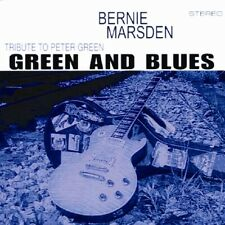 Bernie Marsden - Green and Blues: A Tribute to Peter Green