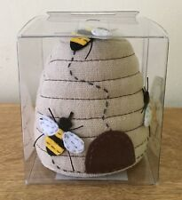 PIN CUSHION BEE HIVE Fabulous Design BOXED
