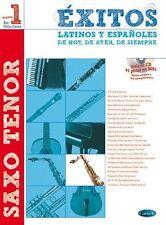 Saxophone Sheet Music & Song Books