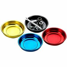 4 Pack Magnetic Mini Tray Holders - Multi Color - Use In Garage, Home, - For - 4