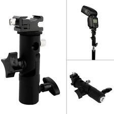 Hot Shoe Mount Adapter Flash Light Stand Umbrella Holder Bracket for Speedlight