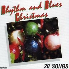 NEW Rhythm & Blues Christmas (Audio CD)