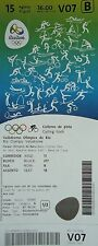 mint TICKET A 15.8.2016 Olympia Rio Radsport Cycling Track # V07