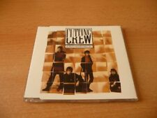 Single CD Cutting Crew - (Between A) Rock and a hard place - 1989