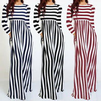 Plus Size Women Casual Wide Leg Jumpsuit Ladies Evening Party Long Playsuit 8-26
