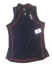 New listing 2xu triathlon / Multi-Sport Ladies Singlet Vest Top Small (WT2714a)