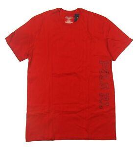 Polo Ralph Lauren Men's Red logo Print Short Sleeve Lounge T-Shirt