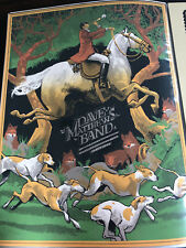 Dave Matthews Band Poster - Charlottesville, VA - 12/15/12