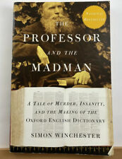 The Professor and the Madman By Simon Winchester Paperback