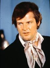 "ROGER MOORE in ""The Persuaders"" - Original 35mm COLOR Slide - 1971"
