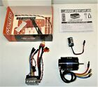 Vintage Novak Edge Brushless esc and novak boss 25.5t all new look at pictures