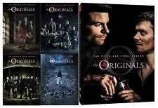 THE ORIGINALS SEASON 1-5 SERIES 1 2 3 4 5 DVD - BRAND NEW & SEALED + FREE POST
