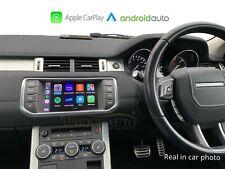 Wireless Apple Carplay Android Auto per Land Rover Range Rover Evoque 2011-2015