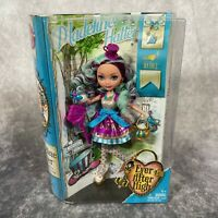 Ever After High Doll Madeline Hatter Rebel Wave 1 NEW Sealed Original 2013