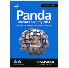 900716 Panda Internet Security 2014 2 User