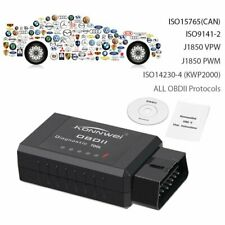 KW910 Bluetooth OBDII Scanner For Android Automotive Diagnostic Scan Tool BA