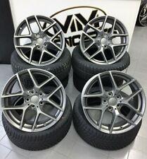 18 Zoll Borbet Y Felgen für Ford C Max Focus MK2 Mk3 MK4 ST RS Galaxy Kuga S-Max