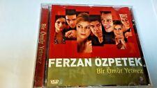 bir omur yetmez 2 disk VCD TURKCE TURKISH romance