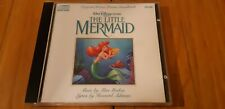 Walt Disney The Little Mermaid ( Original Motion Picture Soundtrack) CD