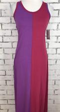 LuLaRoe Dani Dress, XL Tank, Maxi Dress, Rare Red/Purple Unicorn Print ! BNWT !
