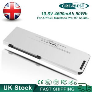 """MB772 A1281 Battery For Apple MacBook Pro 15"""" Unibody A1286 2008 MB470 MB471"""