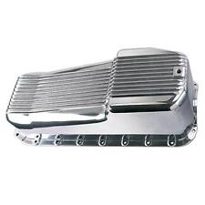 Finned Aluminum Oil Pan SBC 55-79 Chevy Chevrolet Small Block Engine Crate motor