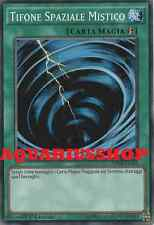 Yu-Gi-Oh Tifone Spaziale Mistico SDMP-IT031 Comune ITA Mystical Space Typhoon