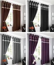 Polyester Unbranded Living Room Curtains & Blinds