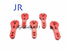 5pcs 23T M3 Aluminum RC Servo Arm Horn for JR Airtronics & KO (US Seller)