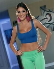 August Ames Adult  Star Unsigned Photo #115 Brazzers Penthouse  Deceased Model