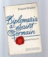 diplomazia a saint germain - francis walder - marzvtdues