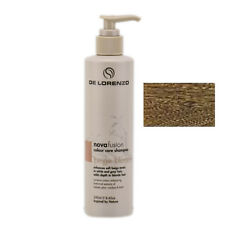 Delorenzo Nova fusion Beige Blonde Shampoo 250ml with Pump De lorenzo