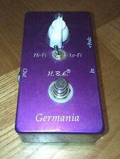 Homebrew Electronics Germania Treble Boost Pedal