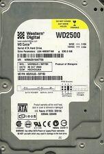 WESTERN DIGITAL 250GB WD2500JD-50FYB0 SATA DCM HSCHCVJAH