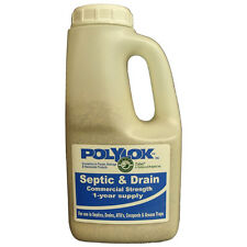 COMMERCIAL GRADE SEPTIC TANK GREASE TRAP BACTERIA TREATMENT CLEANER RID-X HIBLOW