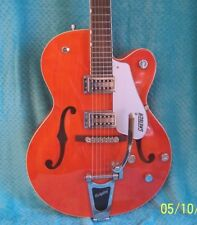 2008 Gretsch G5120 Orange Electromatic125th anniversary Electric guitar VGC
