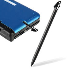 2 X Black Plastic Touch Screen Stylus Pen for Nintendo 3DS N3DS XL LL New PRO#