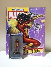 Eaglemoss Classic Marvel Figurines Spider-Woman