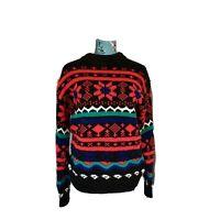 Vintage Stefano Knitted Jumper 1980s. Korean Made. Hoodie, Sweatshirt, Unisex. 8