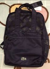 Backpack/sac A Dos Lacoste Disney Mickey Minnie, Neuf Avec Etiquette
