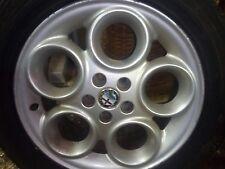 Alfa Romeo 156 16'x6.5' Original Teledial Alloy Wheels - 1 or 2 wheels