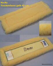 Ha Ra Original Trockenfaser gelb, Bodenexpress - 42 cm der Staubmop für Parkett