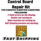 Control Board Repair Kit  316207511 316207510 316207509 Frigidaire photo