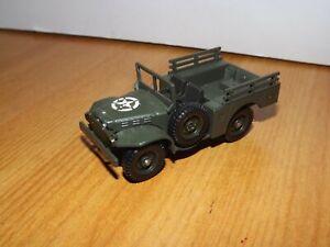 SOLIDO DODGE 4X4 U.S ARMY JEEP