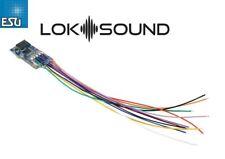 """ESU 58813 LokSound micro V5.0 """"Universalgeräusch Programmieren"""" Einzellitzen NEU"""